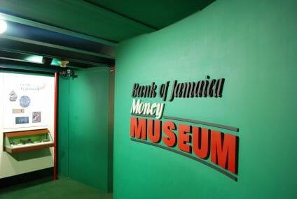 Money Museum Entrance