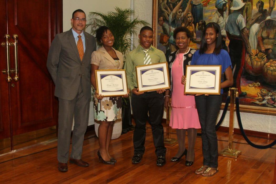 Essays in Economics Winners 2012