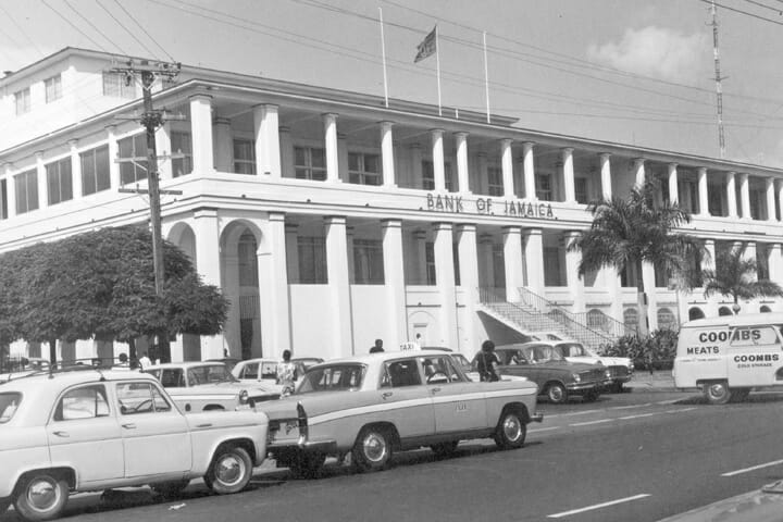 Old BOJ Building, King Street