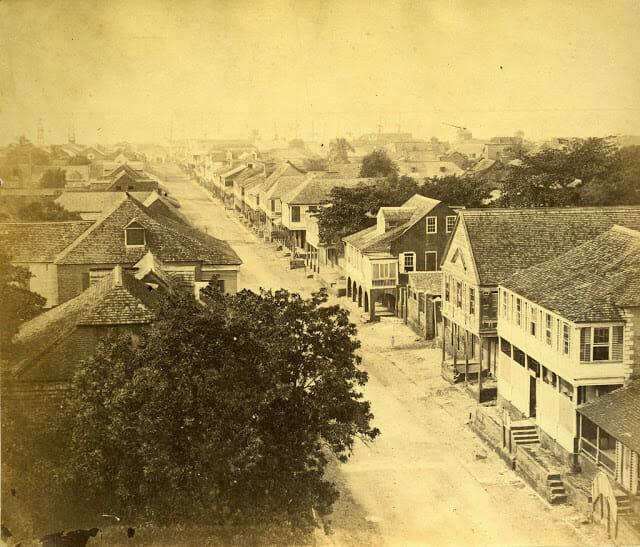 King Street 1865