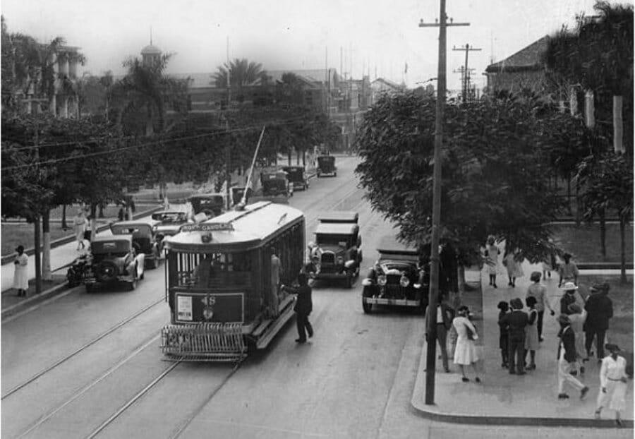 Tram Car, Kingston