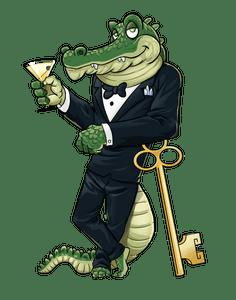James Crocodile Bond