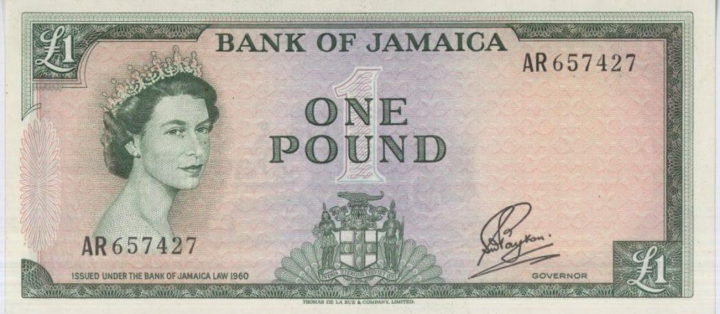 BOJ One Pound
