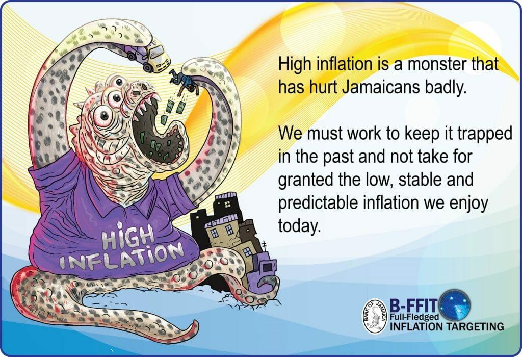 Inflation Monster