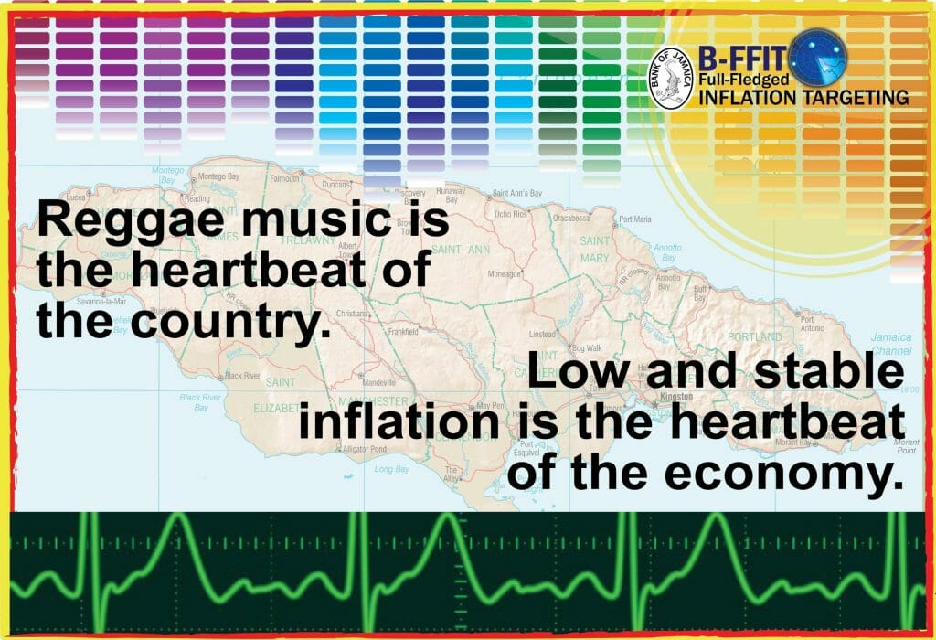 Inflation heartbeat