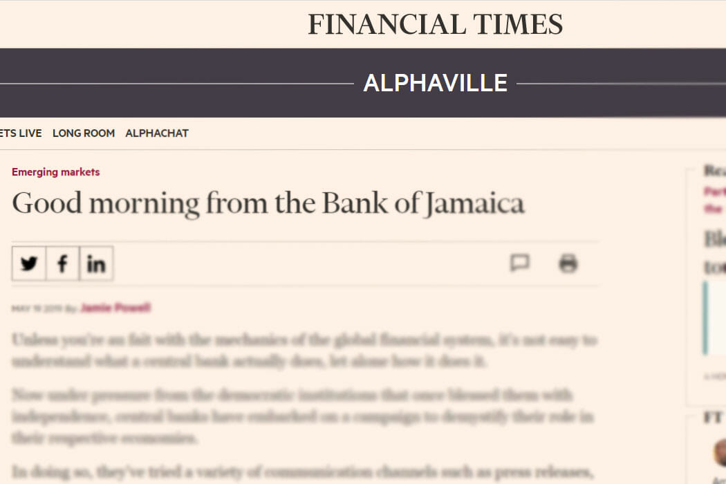financial times article image